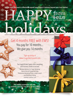 EWS Holiday Sale 2013