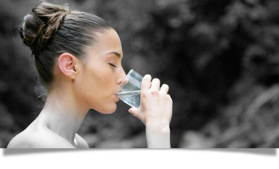 Voldoende en de juiste hydratatie - van groot belang